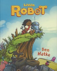 First Second Books's Little Robot Hard Cover # 1