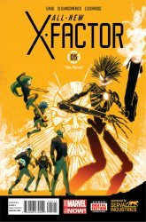 Marvel Comics's All-New X-Factor Issue # 5