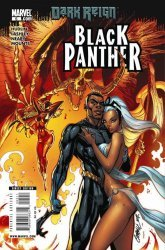 Marvel Comics's Black Panther Issue # 5