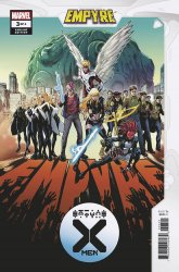 Marvel Comics's Empyre: X-Men Issue # 3b