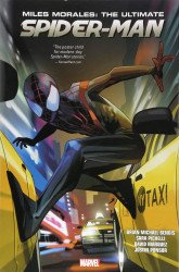 Marvel Comics's Miles Morales: Ultimate Spider-Man Omnibus Hard Cover # 1