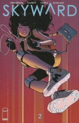 Image Comics's Skyward Issue # 2
