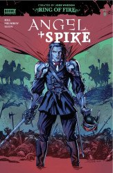 BOOM! Studios's Angel & Spike Issue # 9d