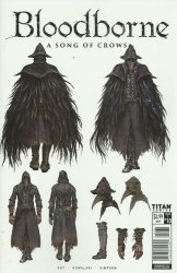 Titan Comics's Bloodborne Issue # 10c