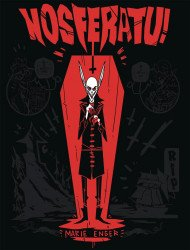 Toonhound Studios's Nosferatu Hard Cover # 1