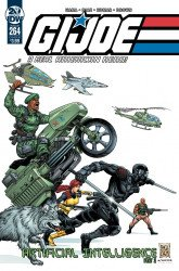 IDW Publishing's G.I. Joe: A Real American Hero Issue # 264b
