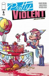 Image Comics's Pretty Violent Issue # 6
