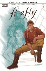 BOOM! Studios's Firefly Issue # 1b