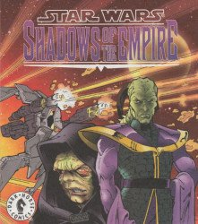 Dark Horse Comics's Star Wars: Shadows of the Empire - Micro Machine Mini Comics Issue # 1b
