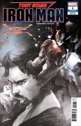 Marvel Comics's Tony Stark: Iron Man Issue # 1c