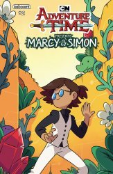 KaBOOM!'s Adventure Time: Marcy & Simon Issue # 2c