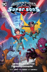 DC Comics's Adventures of the Super Sons TPB # 2