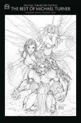 Aspen Entertainment's Michael Turner Art Edition: The Best Of Michael Turner Featuring Fathom / Soulfire / Ekos  Issue # 1