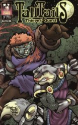 Vision Comics's Tall Tails: Thieves Quest Issue # 3