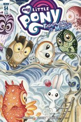 IDW Publishing's My Little Pony: Friendship is Magic Issue # 54sub