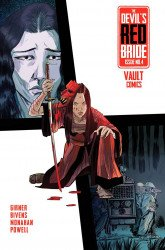 Vault Comics's The Devil's Red Bride Issue # 4