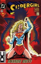 DC Comics's Supergirl Issue # 3b