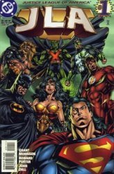 DC Comics's JLA Issue # 1