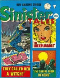 Alan Class & Company's Sinister Tales Issue # 181