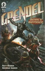 Dark Horse Comics's Grendel: Devil's Odyssey Issue # 6b
