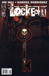 IDW Publishing's Locke & Key Issue # 1
