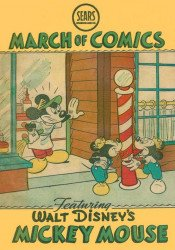Western Printing Co.'s March of Comics Issue # 45d