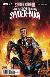Marvel Comics's Peter Parker: The Spectacular Spider-Man Issue # 312