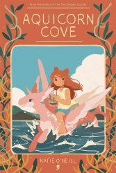 Oni Press's Aquicorn Cove Hard Cover # 1