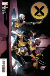 Marvel Comics's X-Men Issue # 18