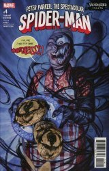 Marvel Comics's Peter Parker: The Spectacular Spider-Man Issue # 4b