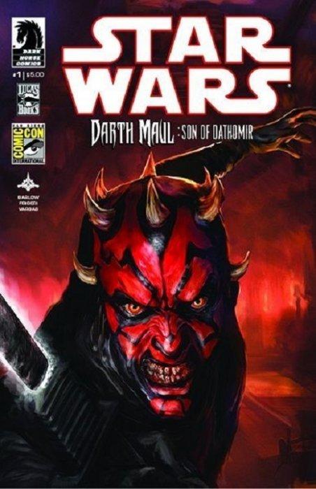 Star wars darth maul son of dathomir 1 dark horse - Vaisseau dark maul ...