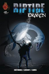 Red 5 Comics's Riptide: Draken Issue # 3