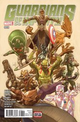 Marvel's Guardians of Infinity Issue # 8