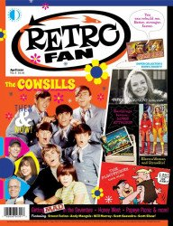 TwoMorrows Publishing's RetroFan Issue # 8