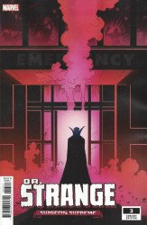 Marvel Comics's Doctor Strange: Surgeon Supreme Issue # 3b