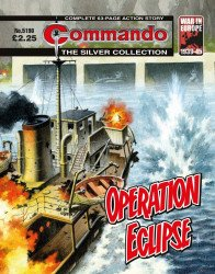 D.C. Thomson & Co.'s Commando: For Action and Adventure Issue # 5198