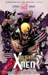 Marvel's Wolverine and The X-Men TPB # 1