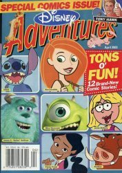 Disney Comics's Disney Adventures Issue V13-5