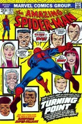 Marvel's The Amazing Spider-Man Issue # 121