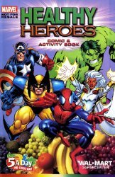 Marvel Comics's Healthy Heroes Issue nn