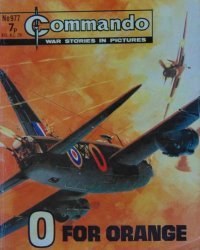 D.C. Thomson & Co.'s Commando: War Stories in Pictures Issue # 977