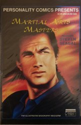 Personality Comics's Personality Comics Presents: Martial Arts Masters Issue # 1