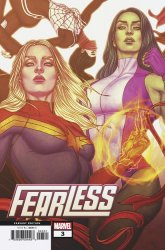 Marvel Comics's Fearless Issue # 3b