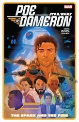 Marvel Comics's Poe Dameron TPB # 5