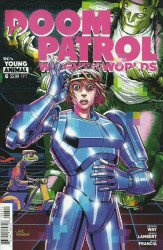 DC Black Label's Doom Patrol: Weight of the Worlds Issue # 6