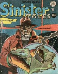 Alan Class & Company's Sinister Tales Issue # 169