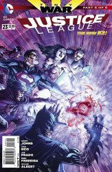 DC Comics's Justice League Issue # 23