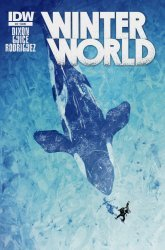 IDW Publishing's Winterworld Issue # 4