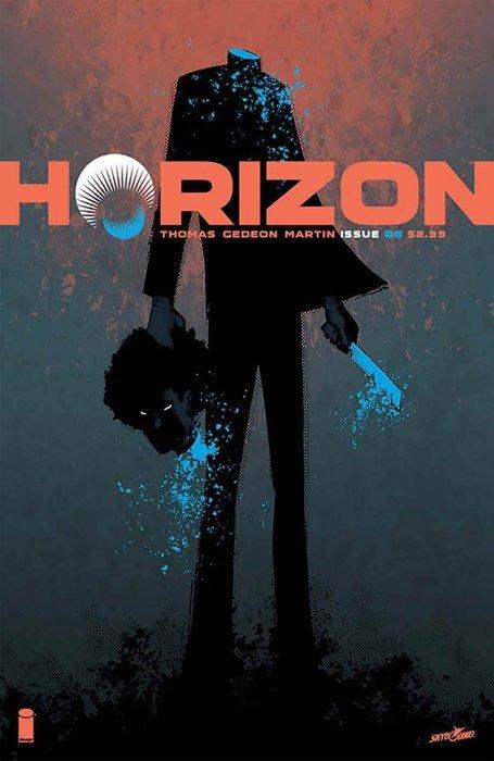 Horizon 3  Image Comics