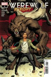 Marvel Comics's Werewolf By Night Issue # 1